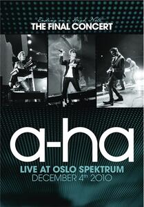 A-Ha. Ending on a High Note<span>.</span> Limited Edition - Blu-ray