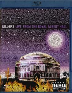 The Killers. Live From The Royal Albert Hall<span>.</span> Limited Edition - Blu-ray