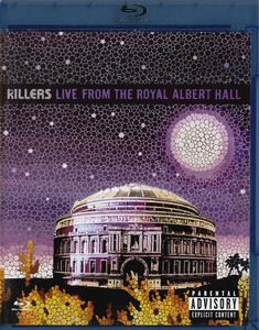 Film The Killers. Live From The Royal Albert Hall