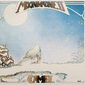 Moonmadness - Vinile LP di Camel