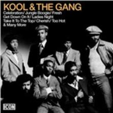 Icon - CD Audio di Kool & the Gang