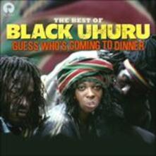 Guess Who's Coming For - CD Audio di Black Uhuru