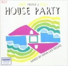 Triple J House Party - CD Audio
