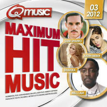Maximum Hit Music 2012 - CD Audio
