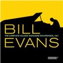 The Complete Village Vanguard Recordings, 1961 - CD Audio di Bill Evans