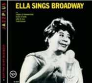 CD Sings Broadway + Rhythm Is My Business Ella Fitzgerald