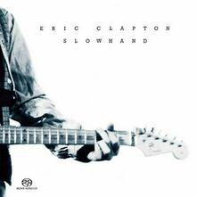 Slowhand (Remastered Edition) - CD Audio di Eric Clapton