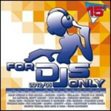 For DJ's Only 2012/05 - CD Audio