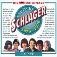 Deutsche Schlager 1973-1976 - CD Audio