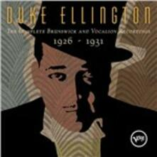 The Complete Brunswick and Vocalion Recordings 1926-1931 - CD Audio di Duke Ellington