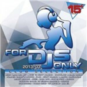 CD For DJ's Only 2013/03