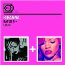 Rated R - Loud - CD Audio di Rihanna