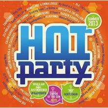 Hot Party Summer 2013 - CD Audio