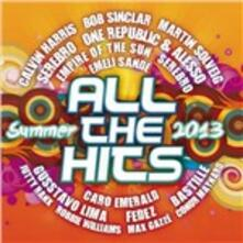 All The Hits Summer 2013 - CD Audio