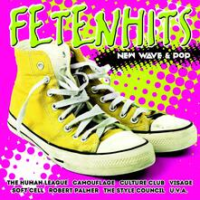 Fetenhits. New Wave & Pop - CD Audio