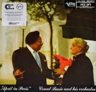 April in Paris - Vinile LP di Count Basie