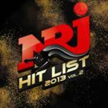 Nrj Hit List 2013 vol.2 - CD Audio