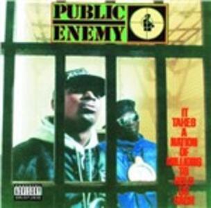 It Takes a Nation of Millions - Vinile LP di Public Enemy