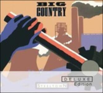 Steeltown - Vinile LP di Big Country
