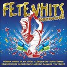 Fegenhits. Karneval - CD Audio