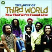Now That We've Found Love - CD Audio di Third World