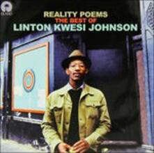 Reality Poems - CD Audio di Linton Kwesi Johnson