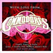 With Love From - CD Audio di Commodores