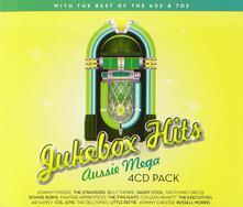 Jukebox Hits. Aussie Mega - CD Audio