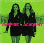 Cover CD Colonna sonora Vampire Academy