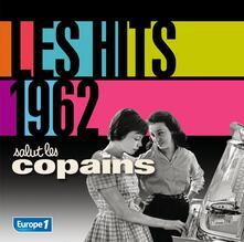 Salut Les Copaines. Année 1962 - CD Audio