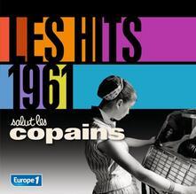 Salut Les Copaines. Année 1961 - CD Audio