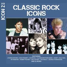 Icon. Classic Rock - CD Audio