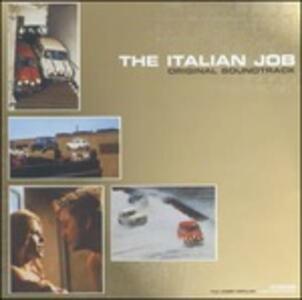 The Italian Job (Colonna Sonora) - Vinile LP
