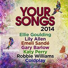 Your Songs 2014 - CD Audio