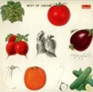 Best of - Vinile LP di Cream