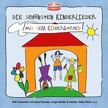 Aus Dem Kindergarten - CD Audio