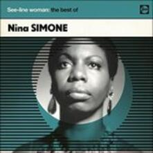 See Line Woman. Best of - CD Audio di Nina Simone