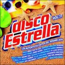 Disco Estrella, vol.17 - CD Audio