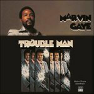 Trouble Man - Vinile LP di Marvin Gaye