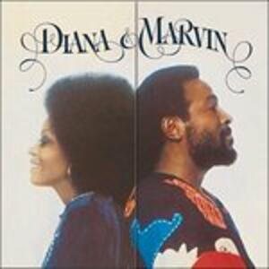Diana & Marvin - Vinile LP di Marvin Gaye