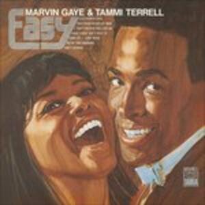 Easy - Vinile LP di Marvin Gaye,Tammi Terrell