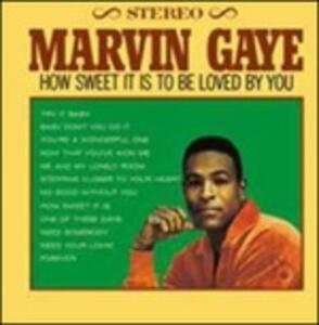How Sweet it Is to Be Loved by You - Vinile LP di Marvin Gaye
