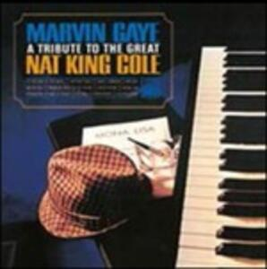 A Tribute to the Great Nat King Cole - Vinile LP di Marvin Gaye