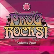 Prog Rocks! vol.4 - CD Audio
