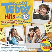 Radio Teddy Hits 13 - CD Audio