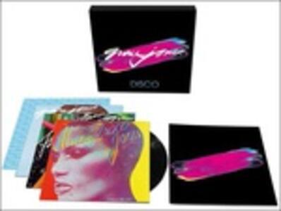 The Disco Years Trilogy - Vinile LP di Grace Jones