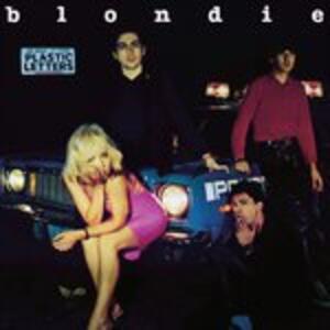 Plastic Letters - Vinile LP di Blondie