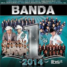 Banda 1's 2014 - CD Audio