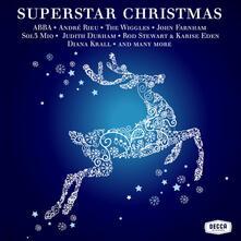 Superstar Christmas - CD Audio