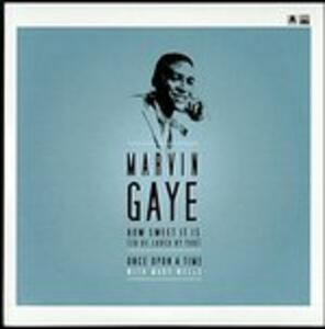 Once Upon a Time - Vinile 7'' di Marvin Gaye